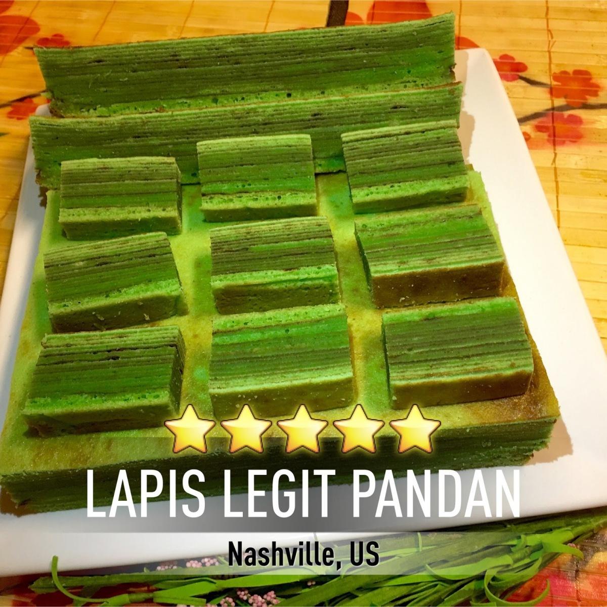 Lapis-Legit-Pandan